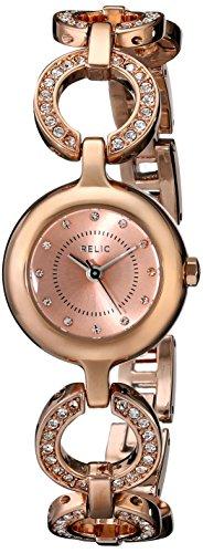 Relic Damen zr34291 Scarlet Analog Display Analog Quarz Rose Gold Watch