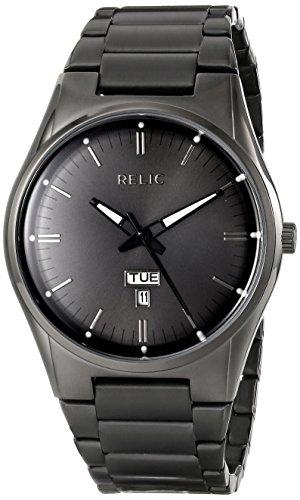 Relic Herren zr12124 Analog Display Analog Quartz Black Watch
