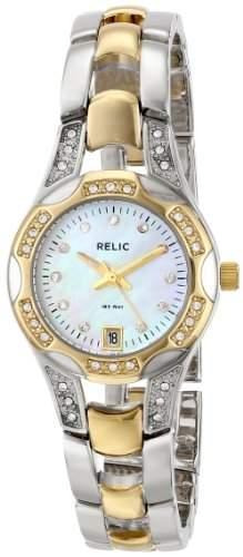 Relic Damen Charolette Two-Tone Armbanduhr