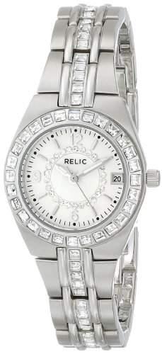 Relic Damen ZR11788 Analog Display Analog Quartz Silver Armbanduhr