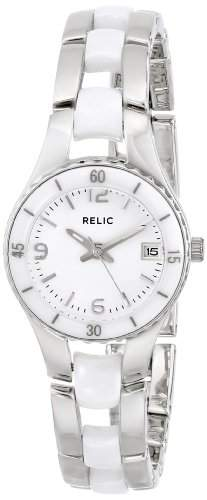 Relic Damen ZR11894 Analog Display Analog Quartz Silver Armbanduhr