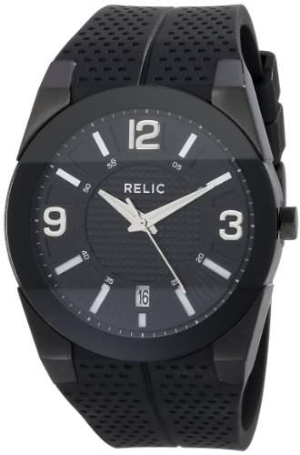 Relic Herren ZR11972 Analog Display Analog Quartz Black Armbanduhr