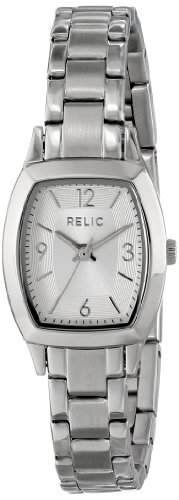Relic Damen ZR34270 Analog Display Analog Quartz Silver Armbanduhr