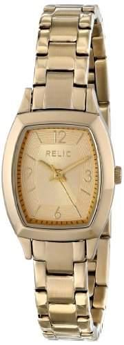 Relic Damen ZR34271 Analog Display Analog Quartz Gold Armbanduhr