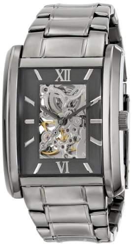 Relic Herren Allen Gunmetal Automatic Armbanduhr