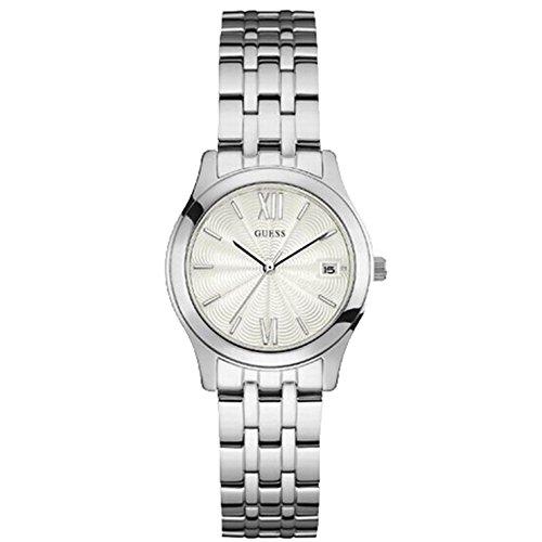 Guess Damen Armbanduhr Analog Quarz Edelstahl W0769L1