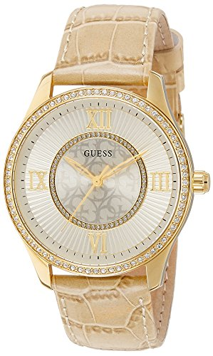 Guess Analog Quarz Leder W0768L2