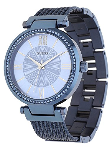 Guess Ladies Dress Analog Quarz Edelstahl W0638L3