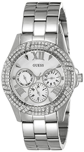 Guess Ladies Sport Analog Quarz Edelstahl W0632L1