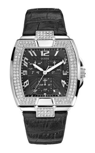 Guess Damen Armbanduhr Prism Squared W14515L1