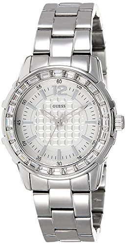 Guess XS Girly b Analog Quarz Edelstahl W0018L1