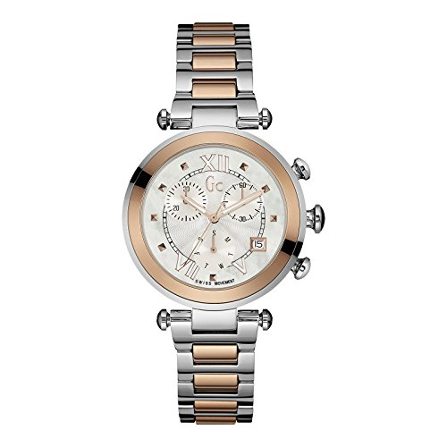 GC by Guess Damenuhr Sport Chic Collection Lady Chic Chronograph Y05002M1