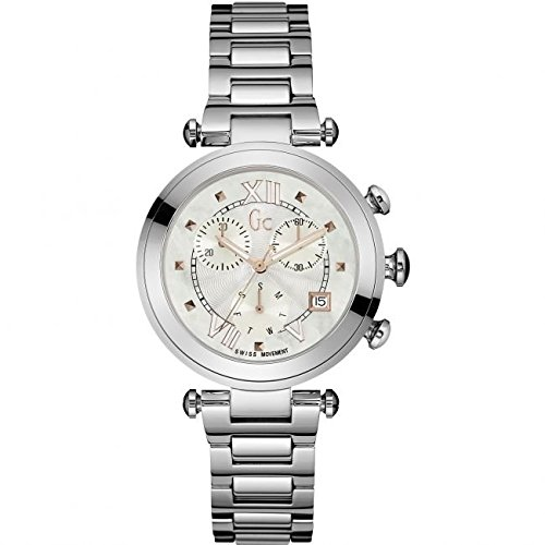 GC by Guess Damenuhr Sport Chic Collection Lady Chic Chronograph Y05010M1