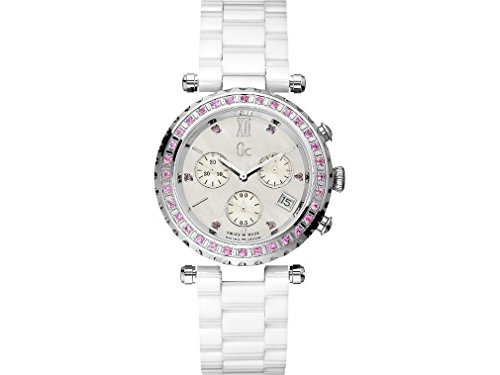 GC by Guess Precious Collection Diver Chic Chronograph I01050M1