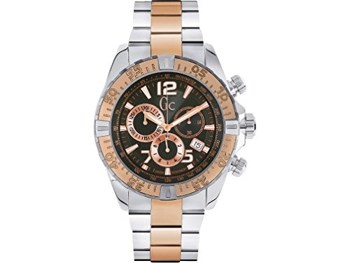 GC by Guess Herrenuhr Sport Chic Collection Sport Racer Chronograph Y02001G2