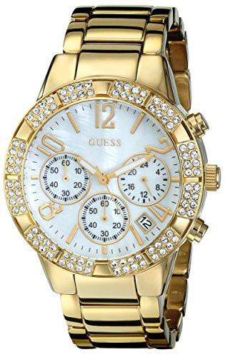 Guess Ladies Damen Armbanduhr U0141L2