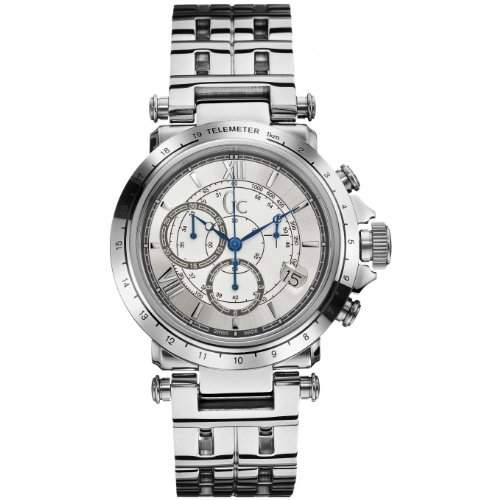 Gc Sport Chic Mens Chronograph Watch - X44002G1
