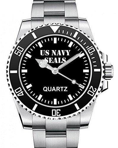 US Army Navy Seals USMC Marine Kiesenberg Uhr 2027