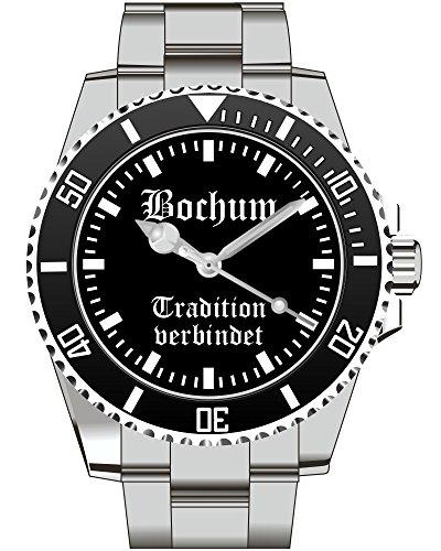 Bochum Tradition vebindet Kiesenberg Uhr 1952