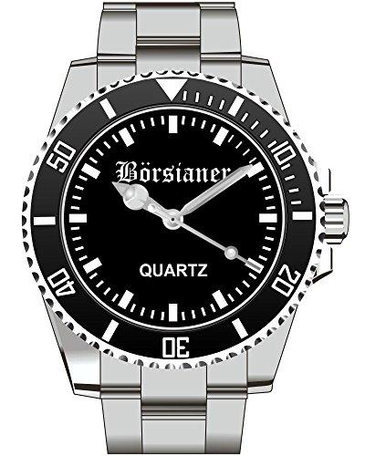 Boersianer Uhr Top Geschenk Schoene Geschenkidee 2235