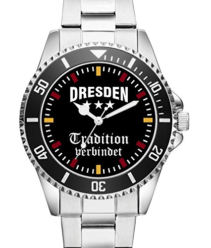 Damen Uhr Dresden Tradition verbindet Armbanduhr 2277