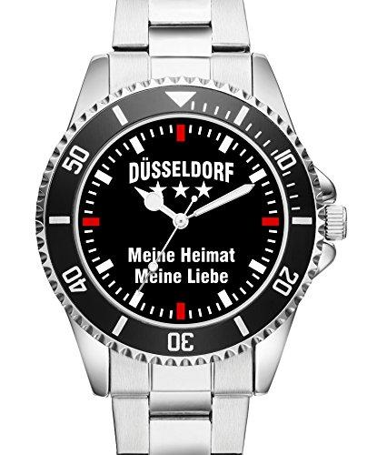 Damen Uhr Duesseldorf Meine Heimat Meine Liebe Armbanduhr 2289