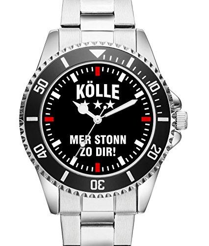 Damen Uhr Koeln Mer stonn zu Dir Top Geschenk schoene Geschenkidee 2270