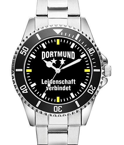 Dortmund Leidenschaft verbindet KIESENBERG Uhr 2274