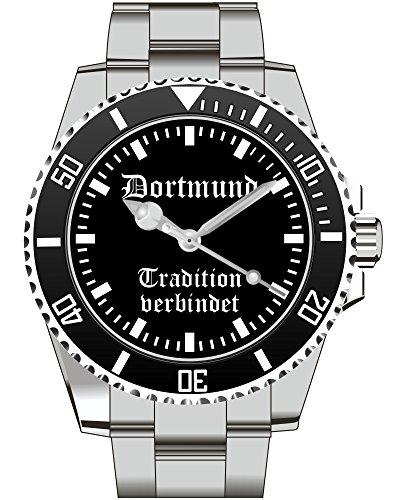 Dortmund Tradition vebindet Kiesenberg Uhr 1953