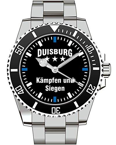 Duisburg Kaempfen und Siegen KIESENBERG Uhr 2312