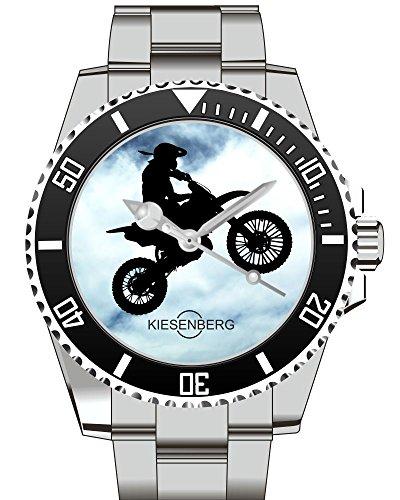 Enduro Motocross MTB Motorrad Cross KTM Motorbike Kiesenberg Uhr 2096