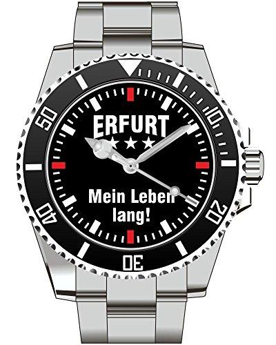 Erfurt Mein Leben lang KIESENBERG Uhr 2337