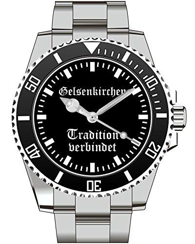 Gelsenkirchen Uhr Top Geschenk Schoene Geschenkidee und Geschenkartikel 2183