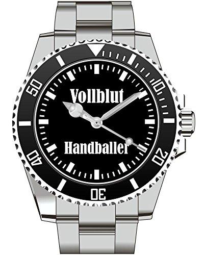Handballer Uhr Top Geschenk Schoene Geschenkidee 2178