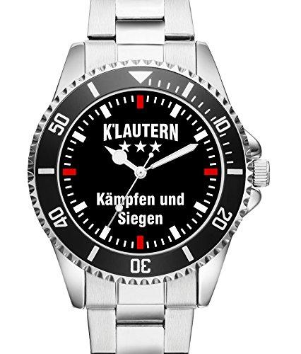 Kaiserslautern Kaempfen und Siegen KIESENBERG Uhr 2284
