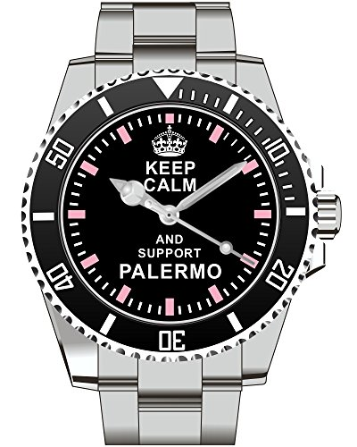 Keep calm and support PALERMO Kiesenberg Uhr 1897