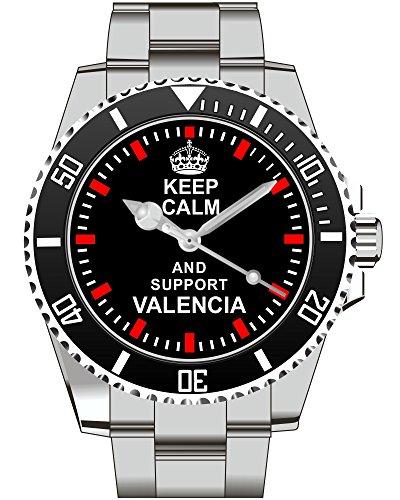 Keep calm and support Valencia Kiesenberg Uhr 1947