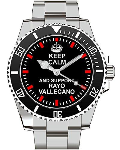 Keep calm and support VALLECANO Kiesenberg Uhr 1942