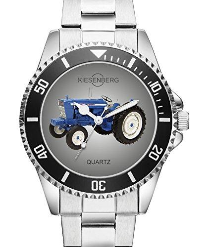 KIESENBERG UHR Motiv Traktor Trecker Ford 5000 2672