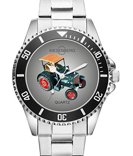 KIESENBERG UHR Motiv Traktor Trecker Hanomag R40 2678