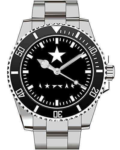 Memorial Blackstar Black Star Uhr 2094