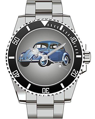 Retro Auto Kult KIESENBERG Uhr 2519