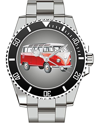 Retro Auto Oldtimer KIESENBERG Uhr 2518