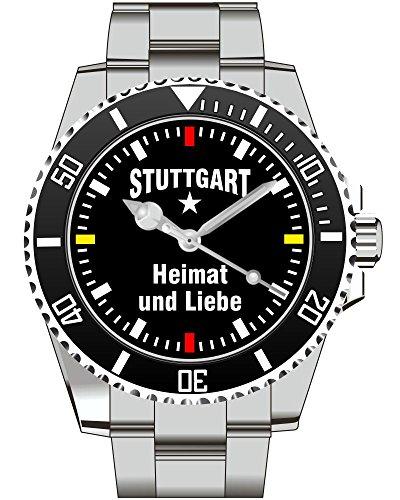 Stuttgart Heimat und Liebe KIESENBERG Uhr 2280
