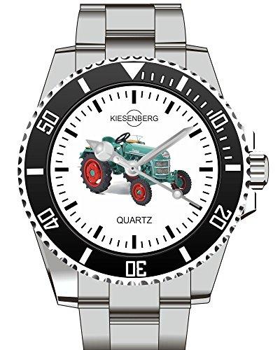 Trecker Traktor Schlepper Modell Geschenk Geschenkidee Kiesenberg Uhr 5009