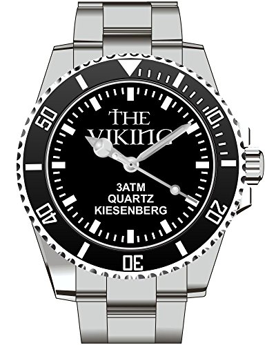 The Viking Germanen KIESENBERG Uhr 2478