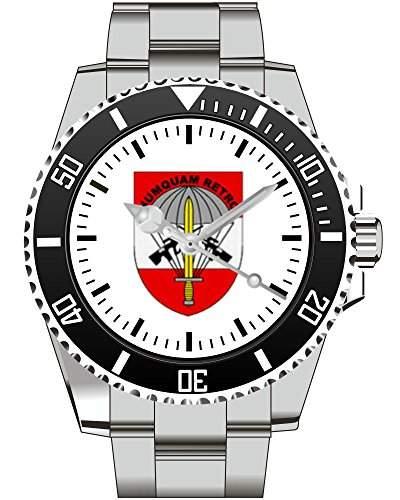 Numquam Reto Jagdkommando OEsterreich Spezialeinheit Motiv Uhr - Armbanduhr 1042