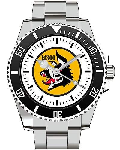 Jg300 Geschwader Bundeswehr Uhr - Armbanduhr 1128