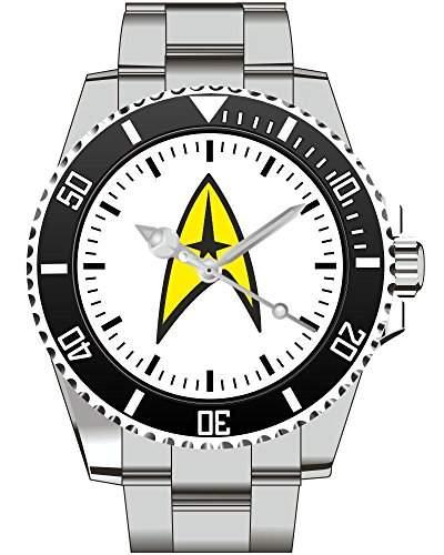 Command Insignia Star Trek Emblem - Armbanduhr - Uhr 1368