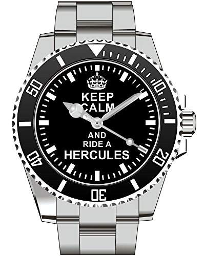 Uhr 1626 - Keep calm and ride a Hercules